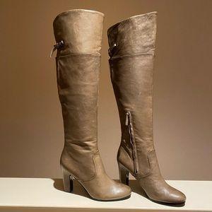 SE Boutique over-the-knee boots